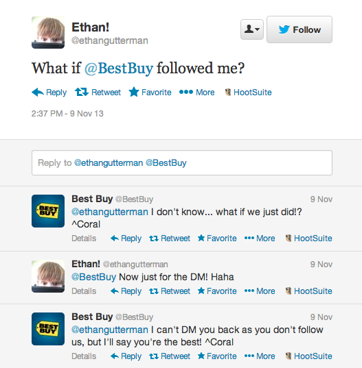 bestbuy awesome convo