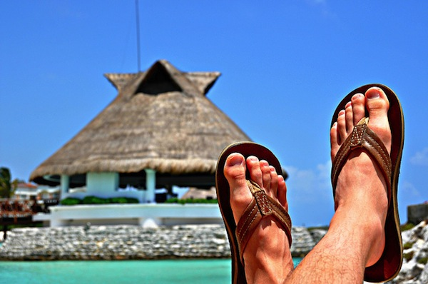 mexico feet