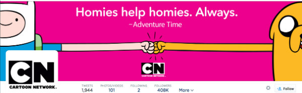 adventure time CN social media pictures