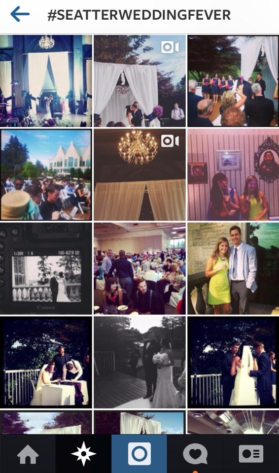 getting hitched with social best social media wedding tips