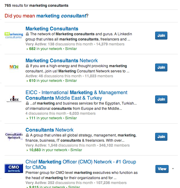 how to find clients on social media with LinkedIn Groups
