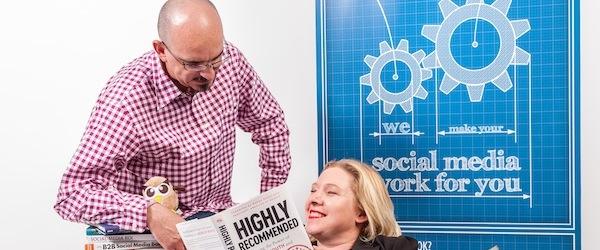 Social Media Success Story - Social Media AOK