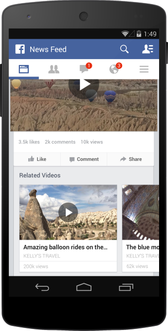 This Week in Social - Facebook videos