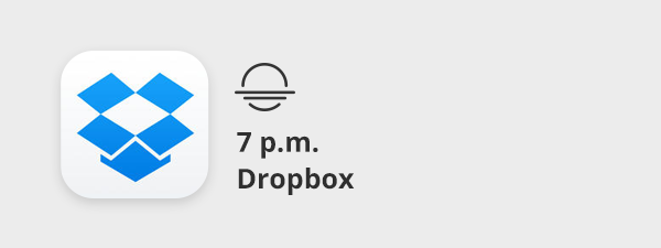 Dropbox-Card