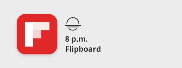 Flipboard-Card