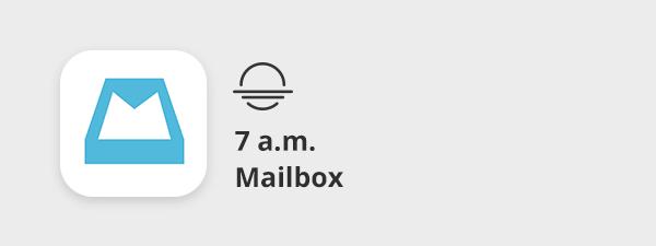 Mailbox-Card