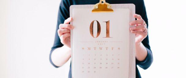 El calendario de contenido de redes sociales