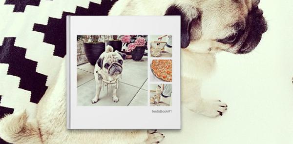 Blurb Instagram Photo Book - gift guide for social media