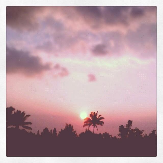 sunset instagram filters content design