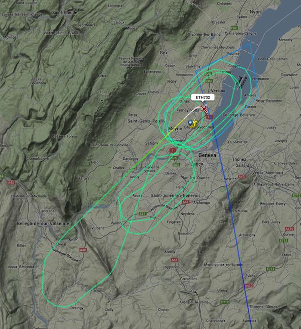 Medium Flight Hijacking Screenshot