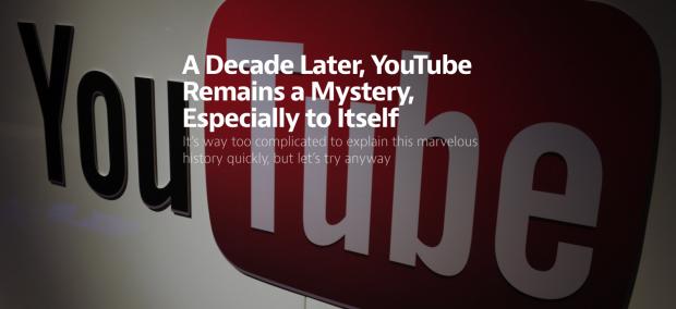 YouTube Medium Post