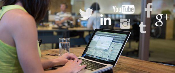 Social Media-Profile