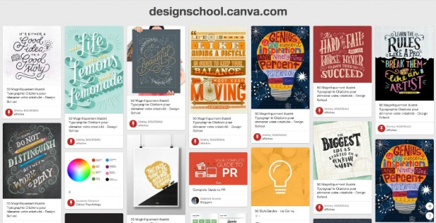 design school Canva
