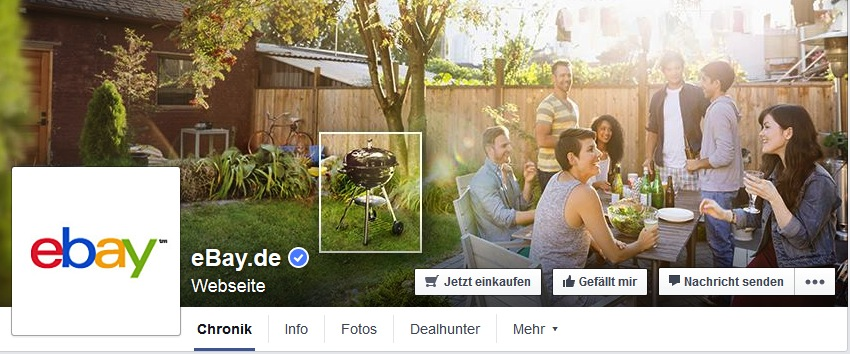 ebay facebook cover
