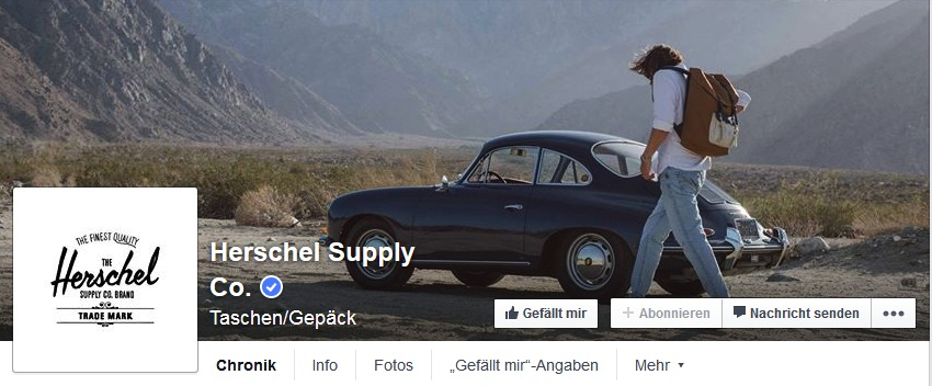 herschel facebook cover