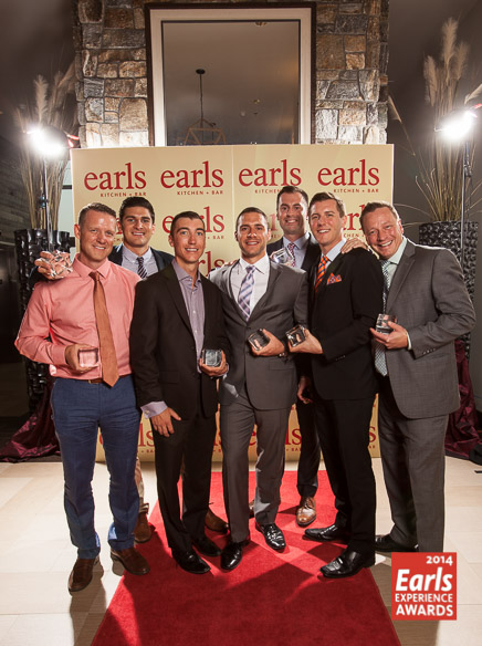 Earls Experience Awards