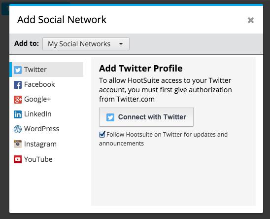 |ES: Más Seguidores en Twitter, cómo conectar más redes
