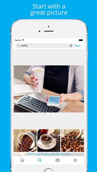 Cambia el tamaño de tus imágenes en cada red social con Enhance la herramienta de diseño