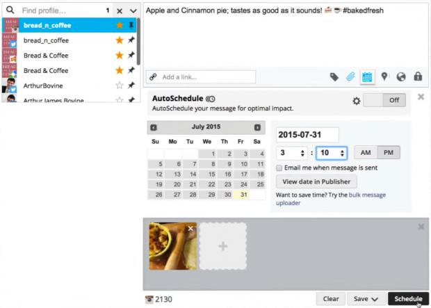 How to schedule instagram posts ccuart Gallery