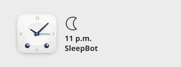 SleepBot-Card