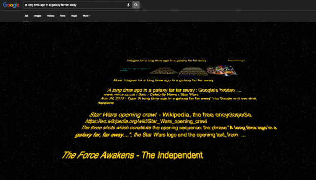 google-star-wars-search-results