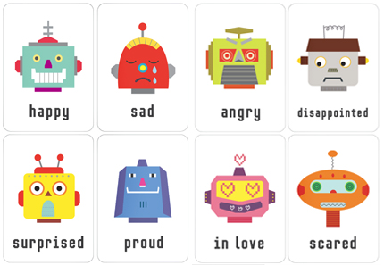 emotion-flashcards