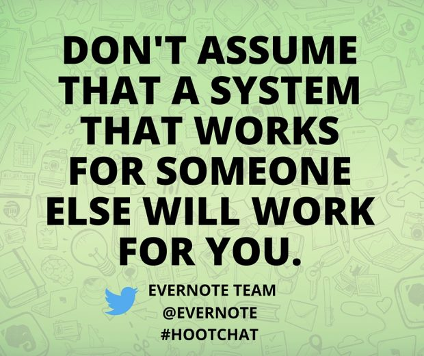 Hootchat Evernote Quote No. 3