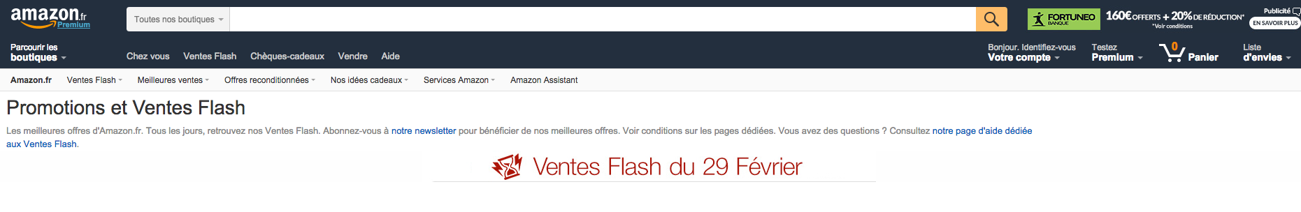 amazon hootsuite 29 fevrier
