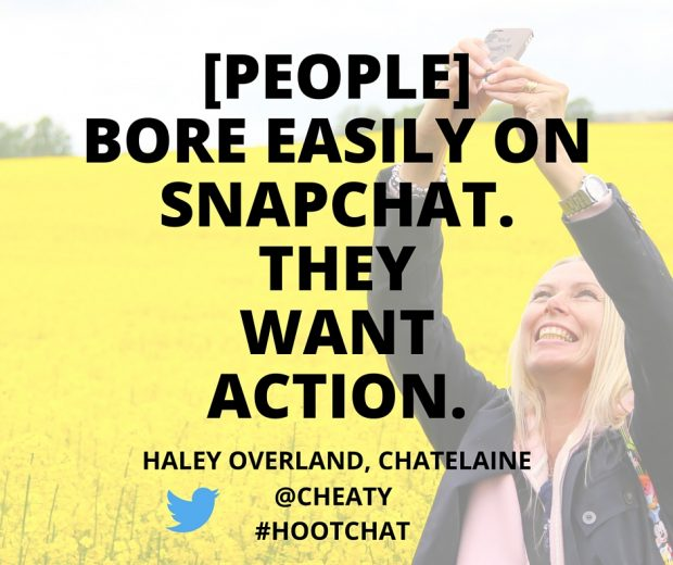 3 Things You Should Know About Snapchat According to an Expert | Hootsuite Blog