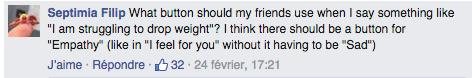 facebook reaction hootsuite 10