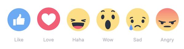 facebook reaction hootsuite