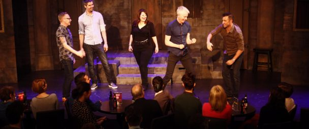 5 Things Social Media Marketers Can Learn from Improv | Hootsuite Blog
