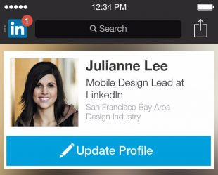 linkedin--update-profile