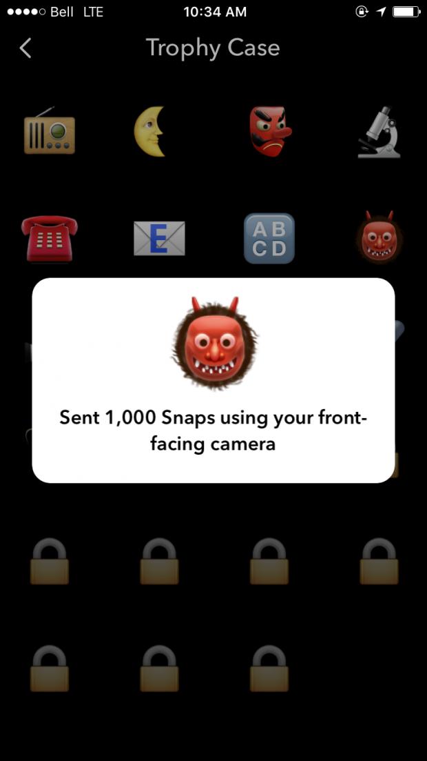 Qué es Snapchat y los trofeos de Snapchat