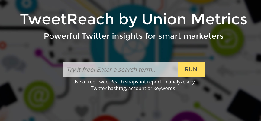 twitter-tools-tweetreach |ES: Herramientas de Twitter