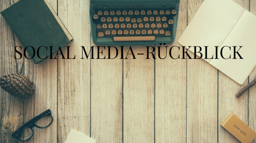 Social Media-Updates im August