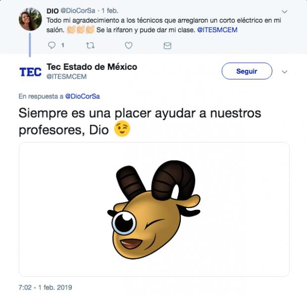 Campaña social selling TEC CEM