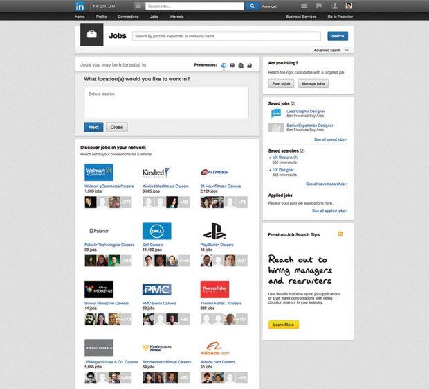 LinkedIn für Unternehmen