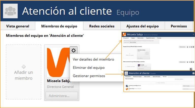 Es muy sencillo gestionar equipos de trabajo cuando tenemos la ayuda de plataformas como hootsuite