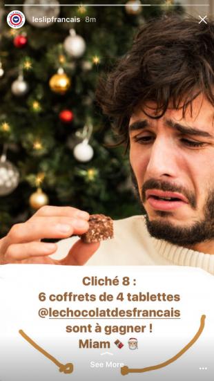 Instagram Stories_Campagnes Marketing pour Noël