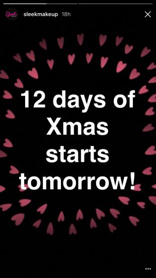 Instagram Stories - Campagnes Marketing pour Noël