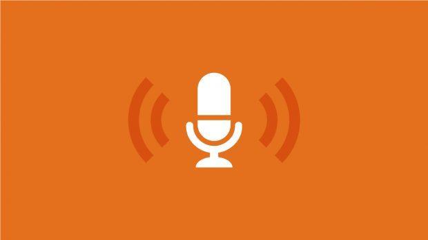 Podemos reutilizar contenido en la forma de un podcast o audio libro