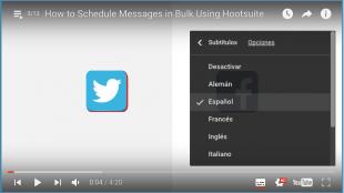 Más publicaciones con Hootsuite