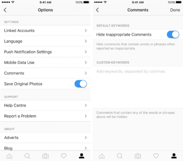 how to add a location on instagram after posting