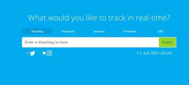 Keyhole Twitter-Tools