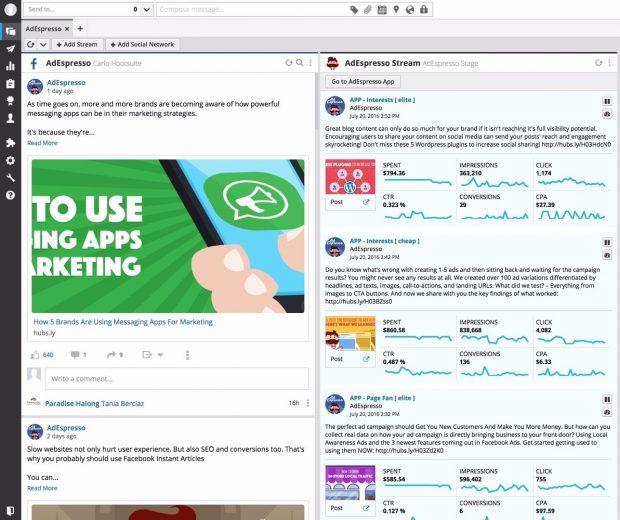 ES: Crear anuncios en Facebook con Hootsuite