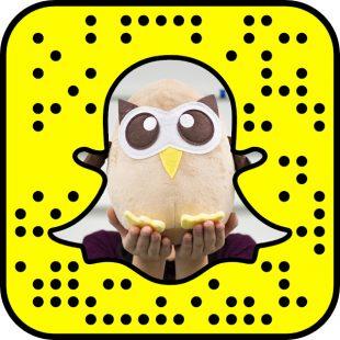 Hootsuite Snapcode