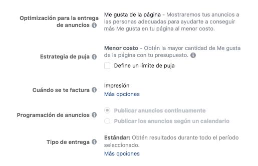 ES: Publicidad en Facebook - Power Editor SEIS