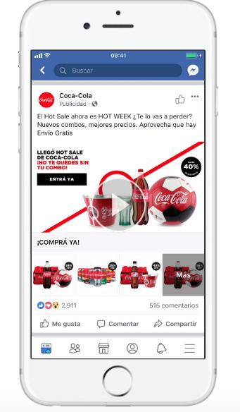 ES: Publicidad en Facebook - Facebook ads en colección