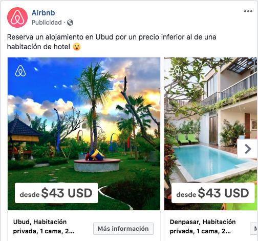 ES: Publicidad en Facebook - Facebook ads con Anuncios dinámicos